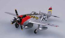 P-47D Thunderbolt Display Model USAAF 406th FG, 531st FS