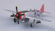 P-47D Thunderbolt USAAF 527th FS 86th FG