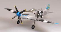 P-51D IV Mustang USAAF 3rd FS 3rd FG 5AF