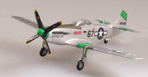 P-51D Mustang Display Model USAAF 15th FG, 45th FS, 1945