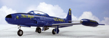 "T-33A Shooting Star U.S. Navy ""Blue Angels,"" 1955"