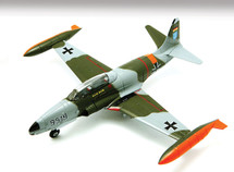 T-33A Shooting Star Waffenschule 10, West German Air Force, 1973