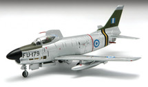 F-86D Sabre Dog Diecast Model HAF 343 Mira, Greece