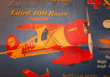 Laird Racer Shell #4 Standard Edition 1:25 First Gear