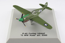P-40 Curtiss Bob's Robin WWII