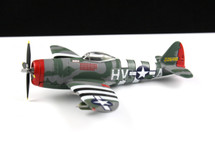 P-47 Thunderbolt US Air Force Flown By Gabby Gabreski