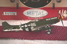 """P-51D Mustang USAAF """"Old Crow"""""""