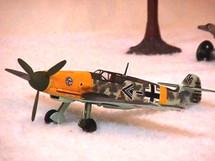 """BF-109 Messerschmitt Luftwaffe """"Molders"""""""