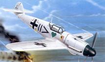 BF-109 Messerschmitt Luftwaffe Hans Philipp