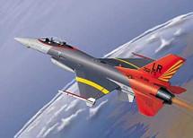 """F-16 Falcon USAF """"FW-302FS"""" 50th Anniversary AFRC"""