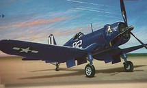 "F4U Corsair US Marines VMF-511 ""Daisy Jane"""