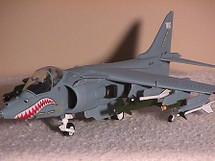 Harrier GR. MK. 7 RAF Sharksmouth Harrier