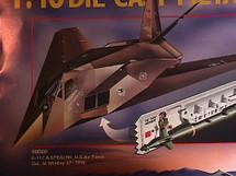 F-117 Stealth USAF Whitley