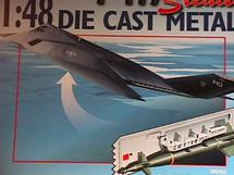 "F-117 Stealth USAF ""Screamin Demons"""