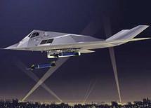 "F-117 Stealth USAF ""Scorpion 1"""