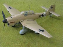 JU-87B Stuka Luftwaffe