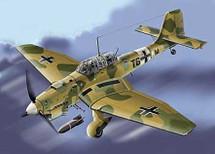 "JU-87-B Stuka Luftwaffe ""Camo"""