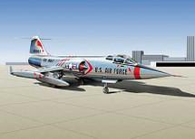 "F-104 Starfighter USAF 479th TFW ""Vietnam War"""