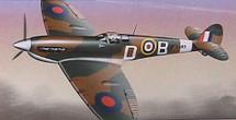 Spitfire Mk.V Douglas Bader`s