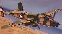 B-25C Mitchell 488 BS-340 BG