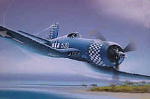 F-4U Corsair Checkerboards