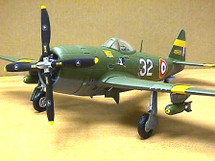 P-47 Thunderbolt French Air Force