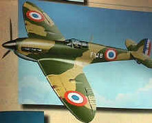 Spitfire Mk.IA French Air Force