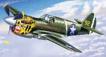 P-40E Warhawk Aleutian Tigers