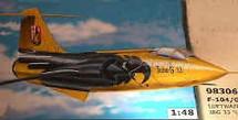 """F-104 Starfighter Luftwaffe """"Last Flight"""""""