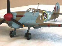 """Spitfire Mk.VC UK RAF """"Eagle"""""""