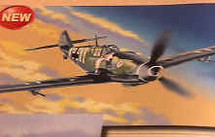 "BF-109 Messerschmitt Luftwaffe ""Udet"" ""Gustav"""