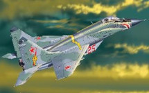 Mig-29 Fulcrum C Soviet Air Force V-VS