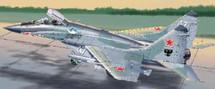 Mig-29 Fulcrum C Soviet Air Force