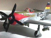 """P-47D Thunderbolt U.S.A.A.F. """"Big Ass Bird II"""""""