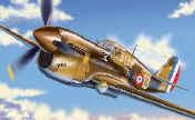 """P-40F-5 Warhawk Armee de l'Air GC 11/5 """"Madkot"""""""