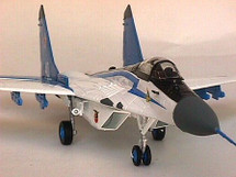 "Mig-29 Fulcrum A Soviet Air Force ""Aerobatic Team"""