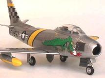"F-86F-1-NA Sabre U.S.A.A.F. ""The Huff"""