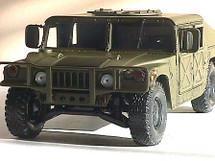 "Humvee US Army ""European Ops"" M966 (Army Green)"