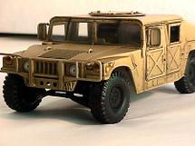 "Humvee US Army ""Desert Storm"""