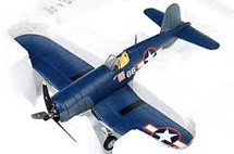 "F4U Corsair US Marines VMF-214 ""Black Sheep"""