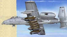 A-10 Warthog U.S.A.F.E. 52 FW