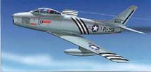 """F-86 Sabre USAF """"Pigeons-Eagles"""""""