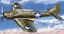 A-24B Banshee USAAF Lt. Schwab