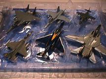 Collectors Set Modern Jet Set of Six