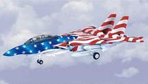 F-14 Tomcat USN Stars & Strips LE-3500