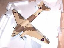 "C-47 U.K. RAF ""Desert Air Force"" Dakota Mk.I"