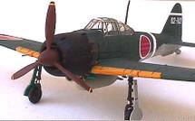 Zero Navy A6M5 Model 52 Japanese