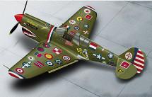 "P-40N Warhawk USAAF ""Fifteen Grand"""