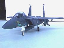 """F-15 Strike Eagle USAF """"Dragon Betty III"""""""