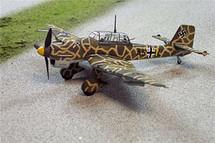 """JU-87 Stuka Luftwaffe """"Wasser"""" """"B"""""""
